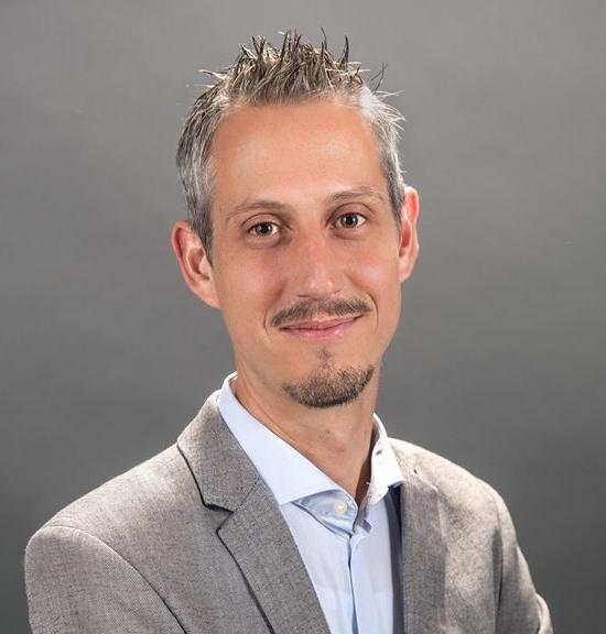 Portrait of Kees Jan van Groenigen