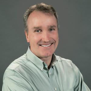 Portrait of Bruce Hungate