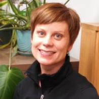 Portrait of Debbie Huntzinger