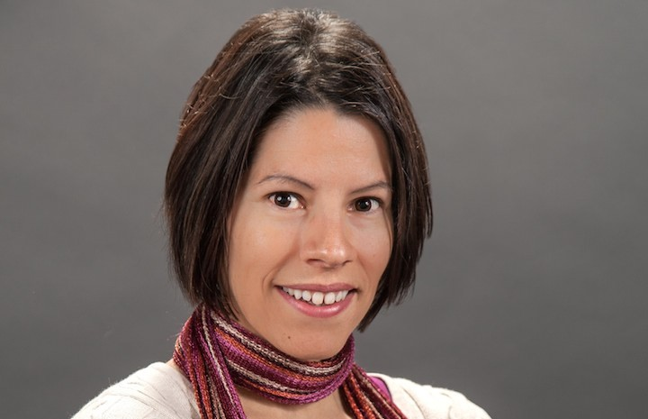 Photo of postdoctoral scientist Natasja van Gestel