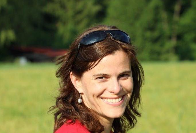 Portrait of Christina Schädel
