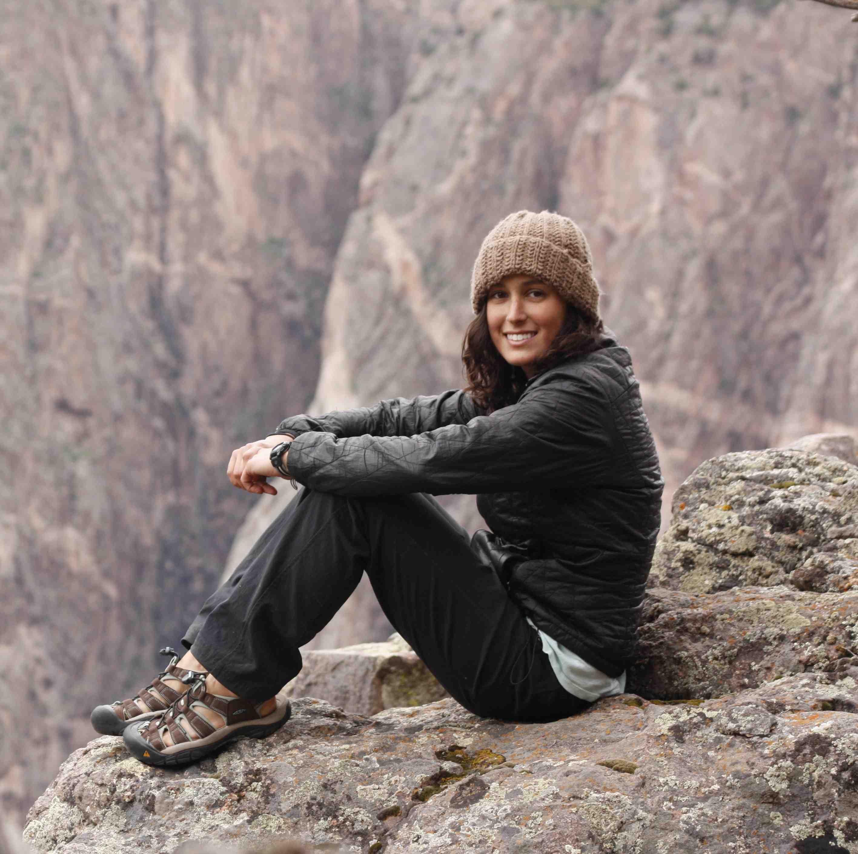 Portrait of Rachel Rubin