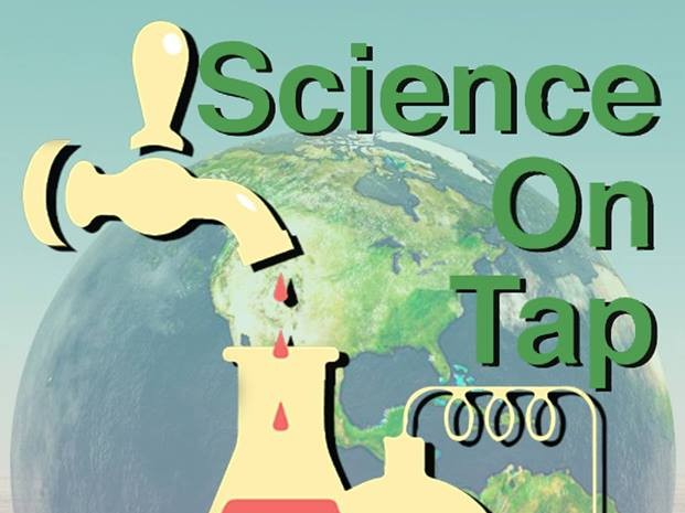 science on tap poster with bruce hungate