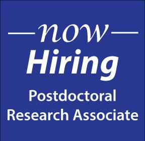 now hiring postdoc associate