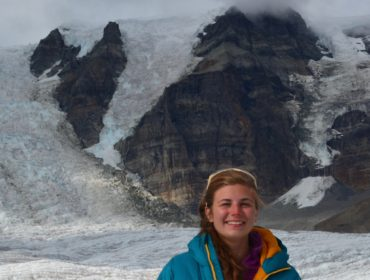 Photo of graduate student Haley Dunleavy