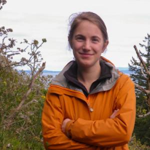 Photo of graduate student Heidi Rodenhizer