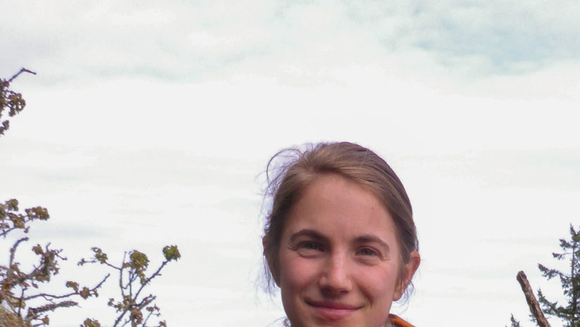 Photo of graduate student Heidi Rodenhizer