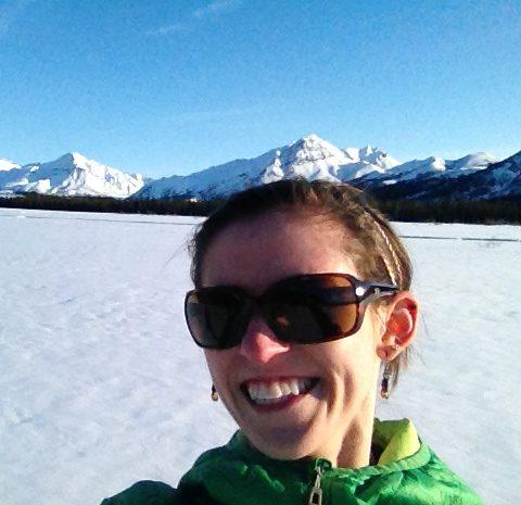 Photo of graduate student Kristyn Hill