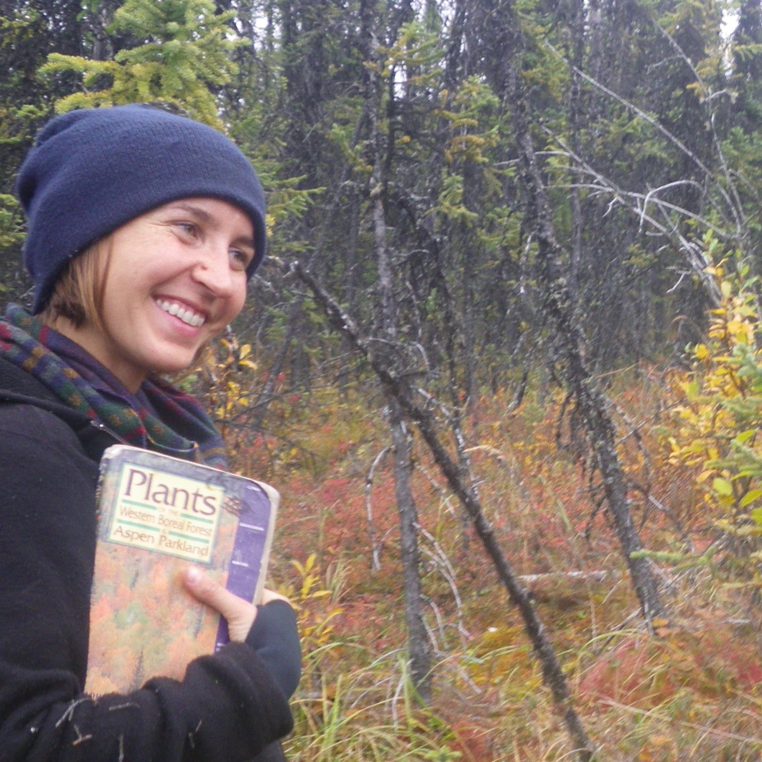 Photo of graduate student Briana Jasinski