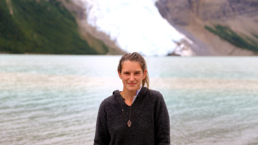 Photo of graduate student Julia Stuart