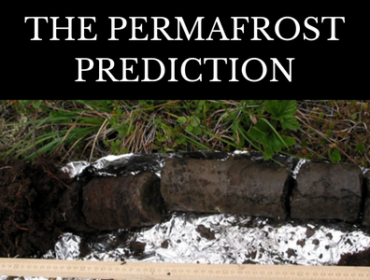 permafrost sample with title