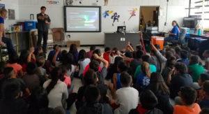 AJ Garnello Science in the Classroom