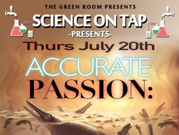 science on tap poster