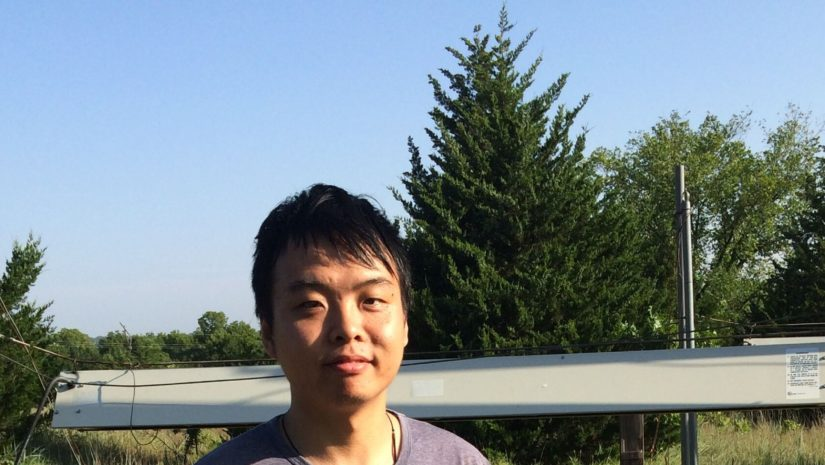xingjie lu headshot