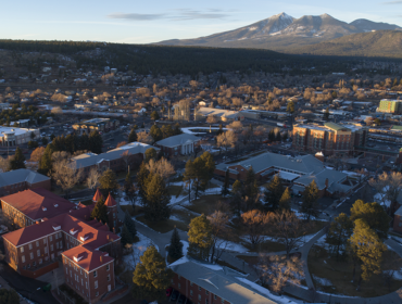 NAU campus overview